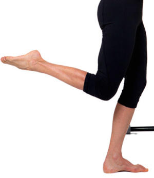 Fit Quickie #9, &quot;Higher Assets&quot; targets the gluteal and hamstring muscles for beautiful shape.