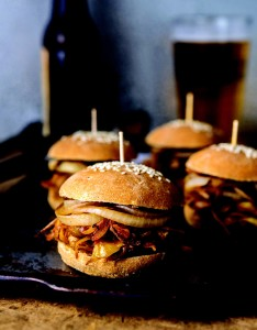 BBQ Sliders photo