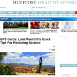 Plant-based bone vitality, Earth Day, and guess who's on Huffington Post?