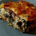 'Love Your Body' Vegetable Lasagna