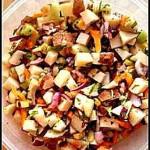 Potato Palooza Salad (recipe!)